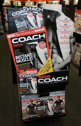 magazine launch coach australian newsagency blog. Black Bedroom Furniture Sets. Home Design Ideas