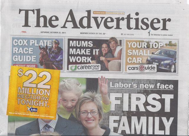 The Advertiser newspaper delivery delays | Adelaide Now