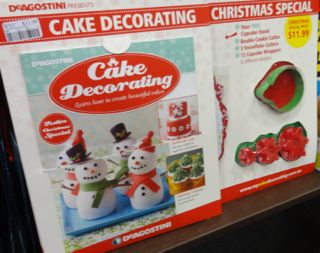 How Many Issues In Cake Decorating Magazine