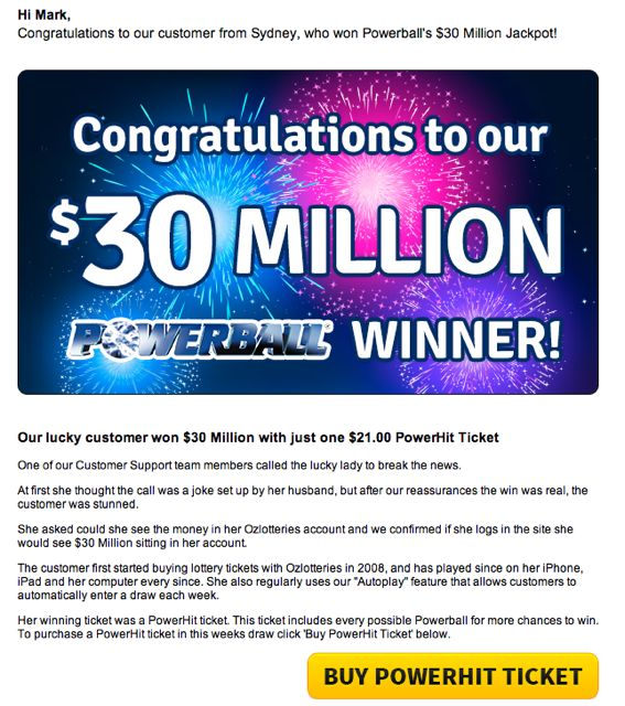 How To Win Powerball Australia