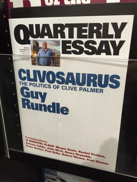 australian essay magazines