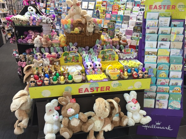 Good start to easter sales in the newsagency australian eastercardsgifts negle Gallery