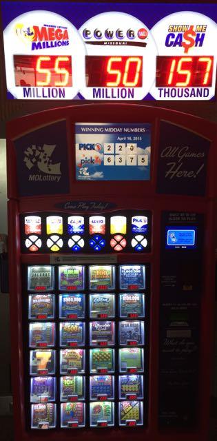 Lotto Am Kiosk