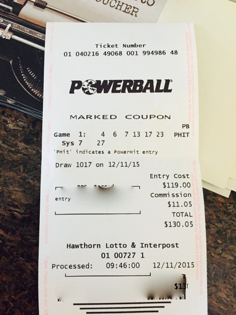 Powerball Tickets Online Australia