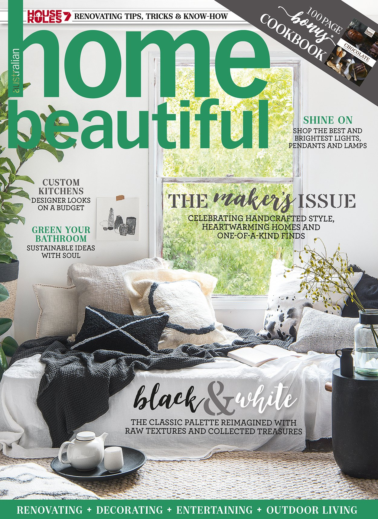 Beautiful Kitchens Magazine Home Beautiful Is The Perfect Magazine To Promote Over Easter