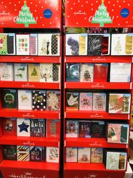 Pitching boxed christmas cards in the newsagency australian we started with a small selection of boxed christmas cards near the entrance to the business to introduce their availability reheart Images