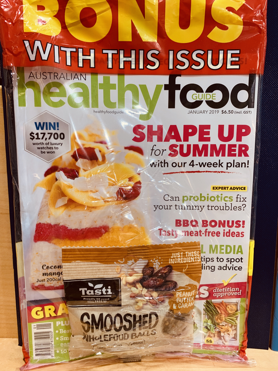 A good magazine for your back to school pitch